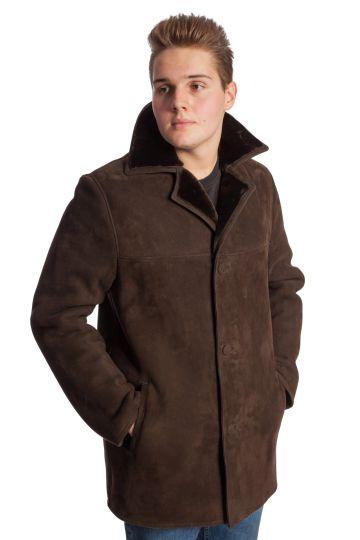 'Laci' lambskin coat - 05