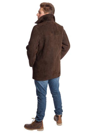 'Laci' lambskin coat - 06