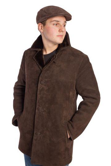 'Laci' lambskin coat - 09