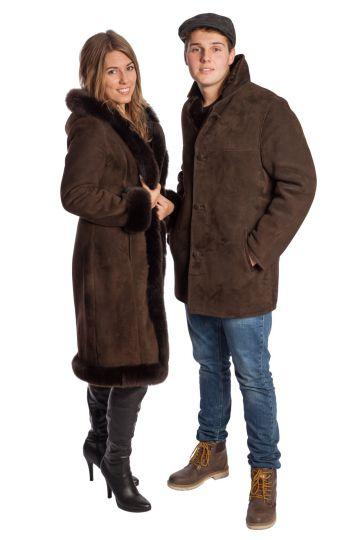 'Laci' lambskin coat - 11